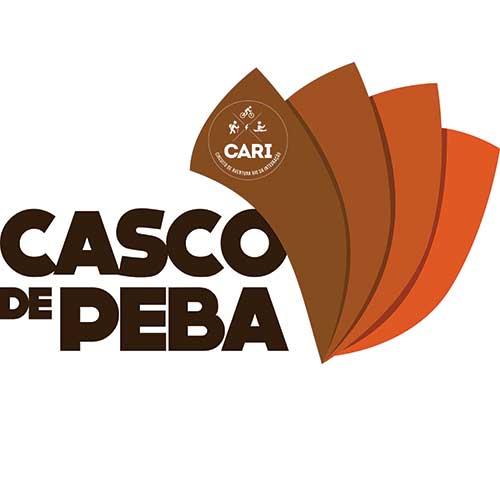 Casco de Peba