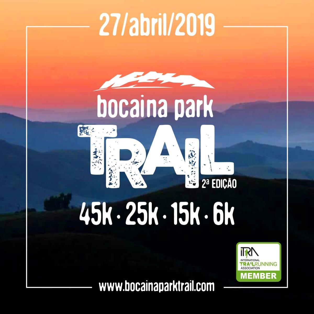 Bocaina Park Trail 2019