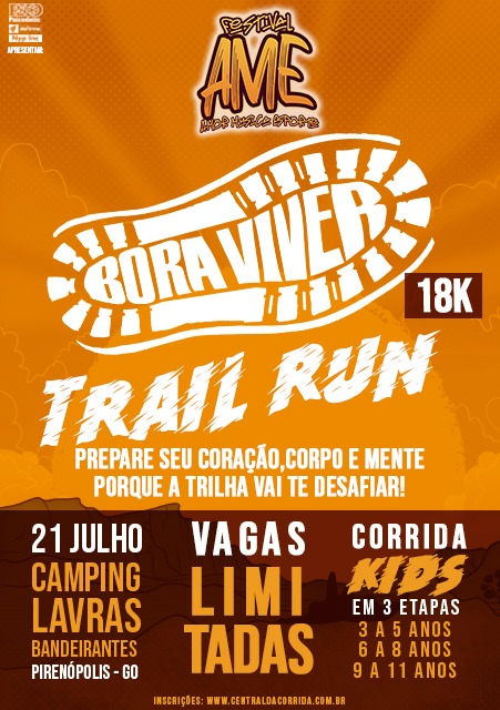 Bora Viver Trail Run 18K 2019