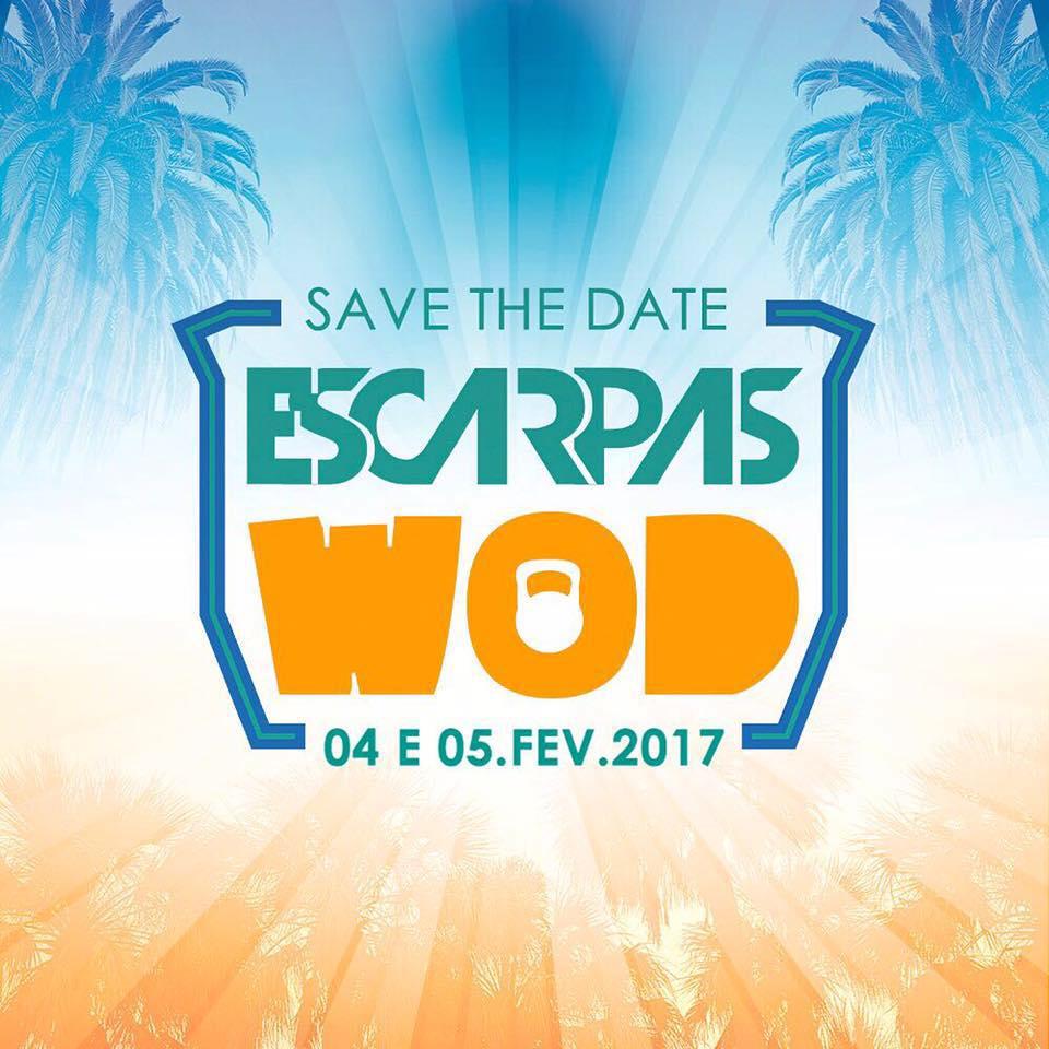 Escarpas WOD 2017