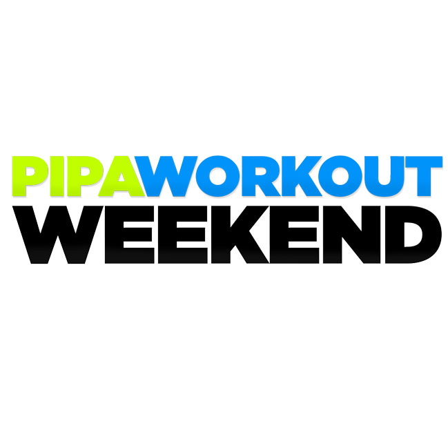 Pipa Workout Weekend Run Series 2017