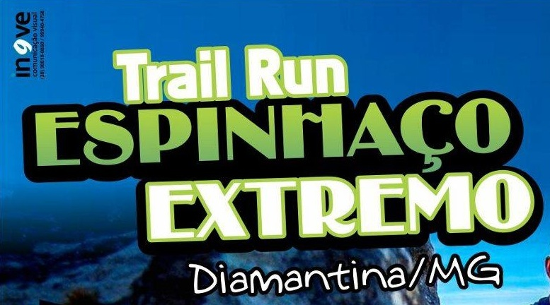 1� etapa Trail Run Espinha�o Extremo 2018