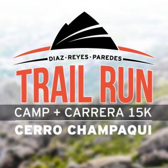 Trail Run Camp + Carrera Diaz Reyes Paredes 2019