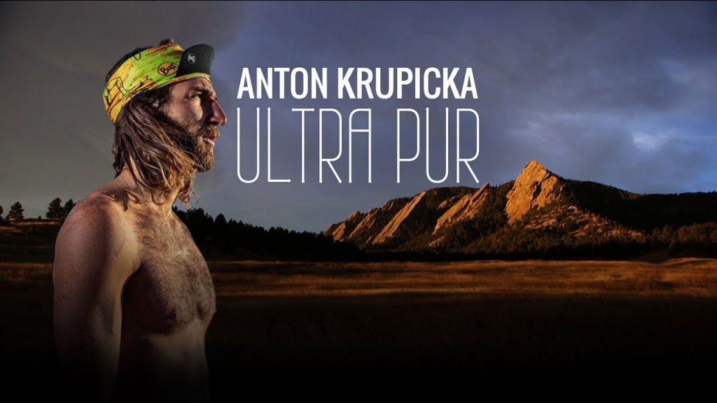 Anton Kupricka, o ovni do Ultra Trail