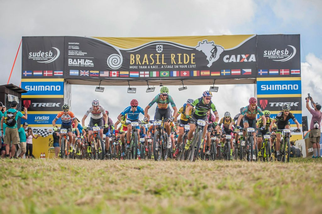Brasil Ride tem inscrições abertas para sete provas de ciclismo e trail run da temporada 2018