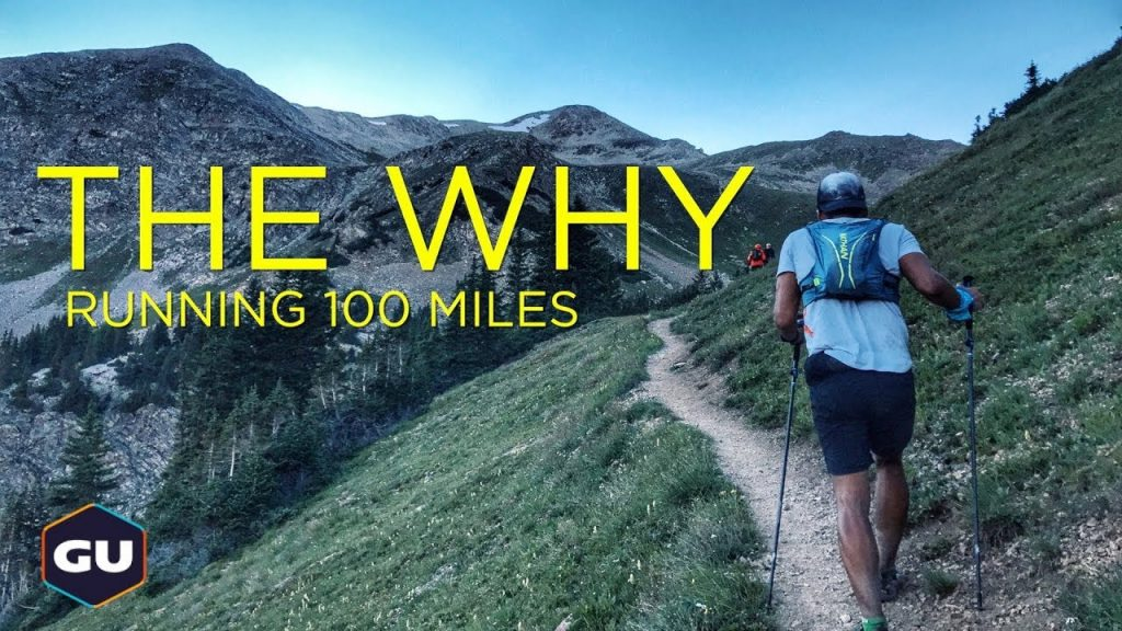 Por quê corremos 100 Milhas?