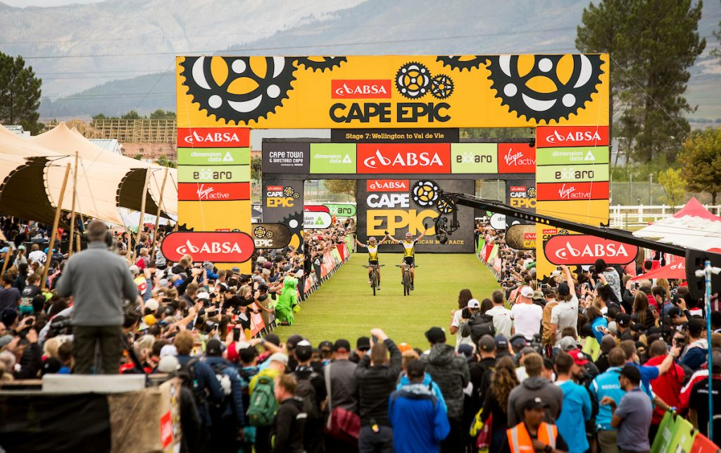 Highlights do Absa Cape Epic 2018: 8 dias em 8 minutos
