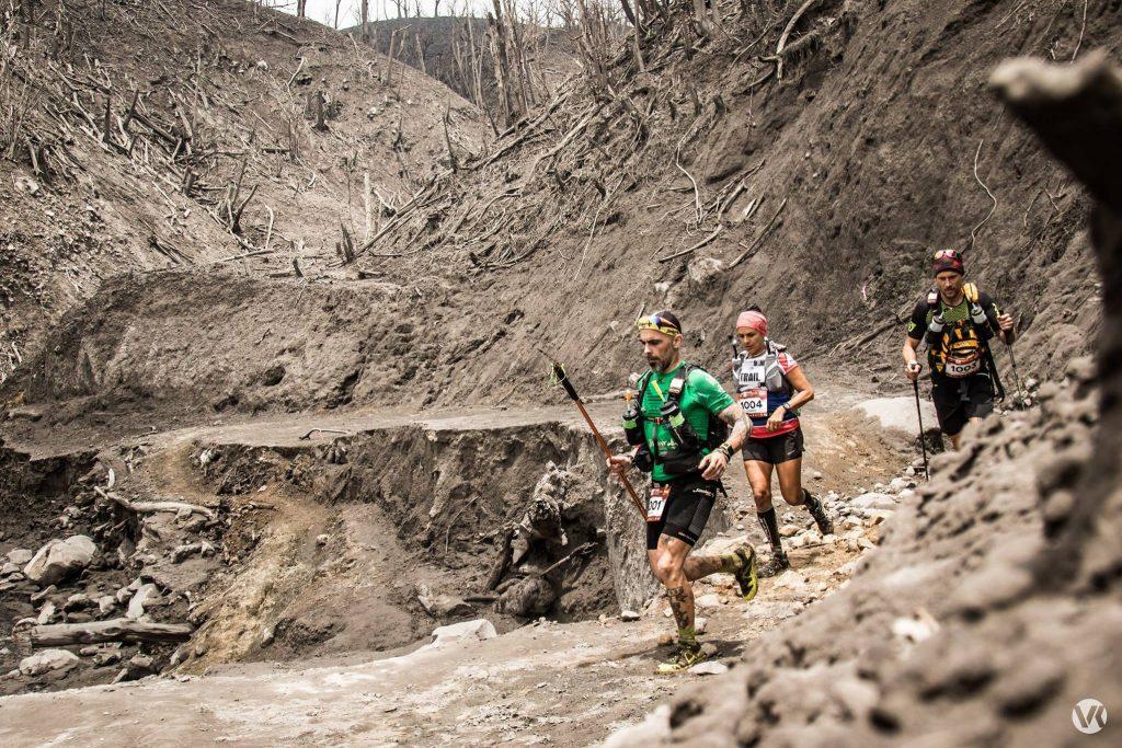 Uma corrida única percorrendo os vulcões da Costa Rica