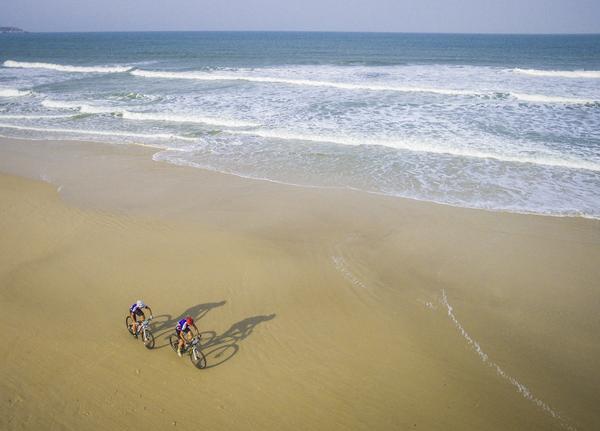 Ilhabela recebe em agosto etapa inédita do Warm Up da Brasil Ride