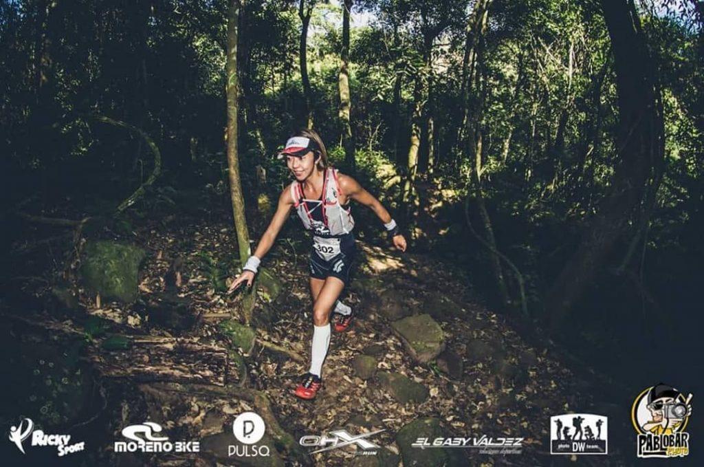 Mari Deguchi conquista a terceira colocação na Ultra-Trail Guarani 2018