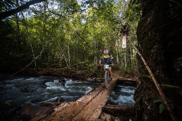 Percurso seletivo  (Wladimir Togumi / Brasil Ride)