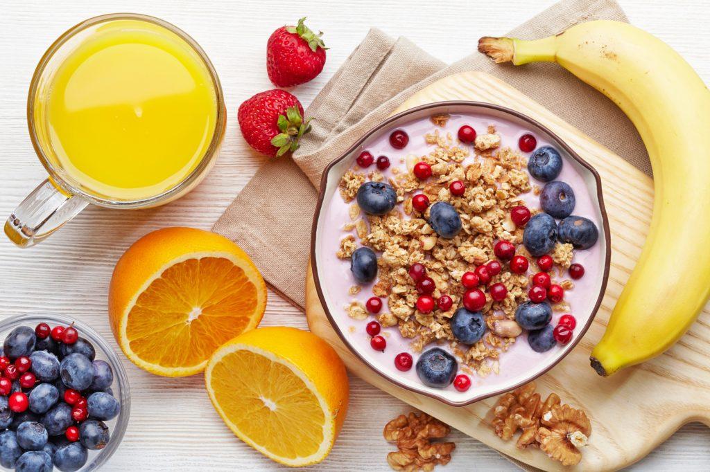 Alimentação: os erros mais comuns às vésperas e durante a competição