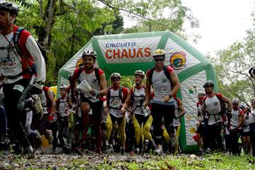 Expedição Chauás trás equipes de apoio de volta