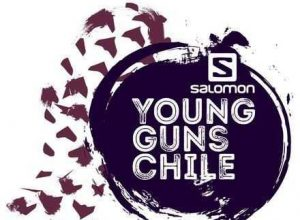 Salomon Young Guns Chile Logo