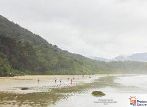 Primeira edição da Praias Secretas foi realizada em Peruíbe - Foto: Christian Correa