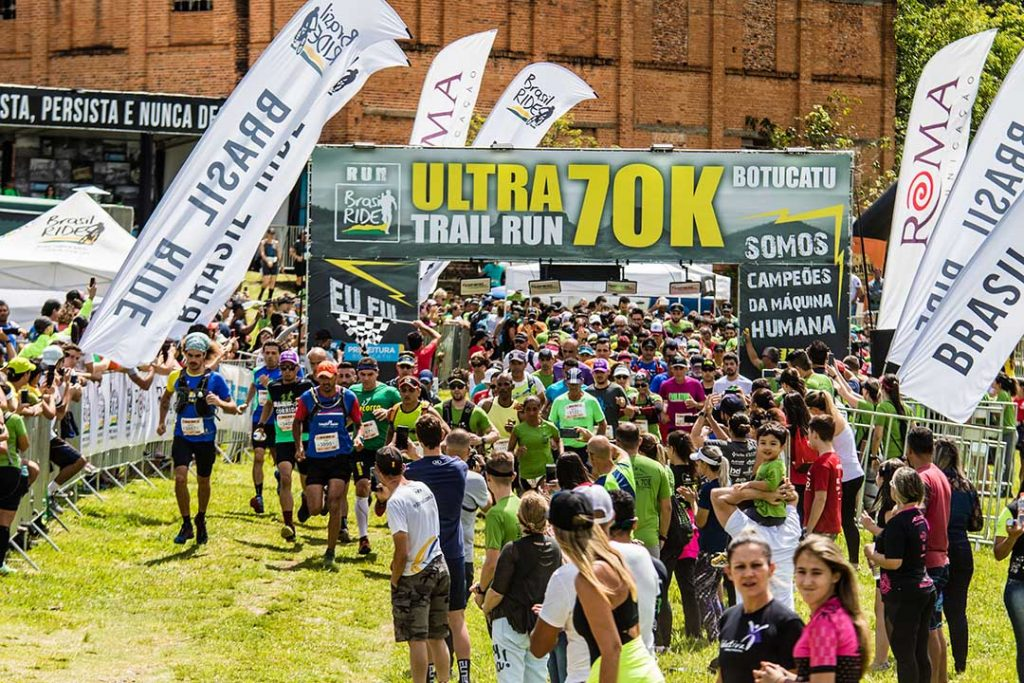 Seleção de fotos 70K Ultra Trail Run Brasil Ride 2018