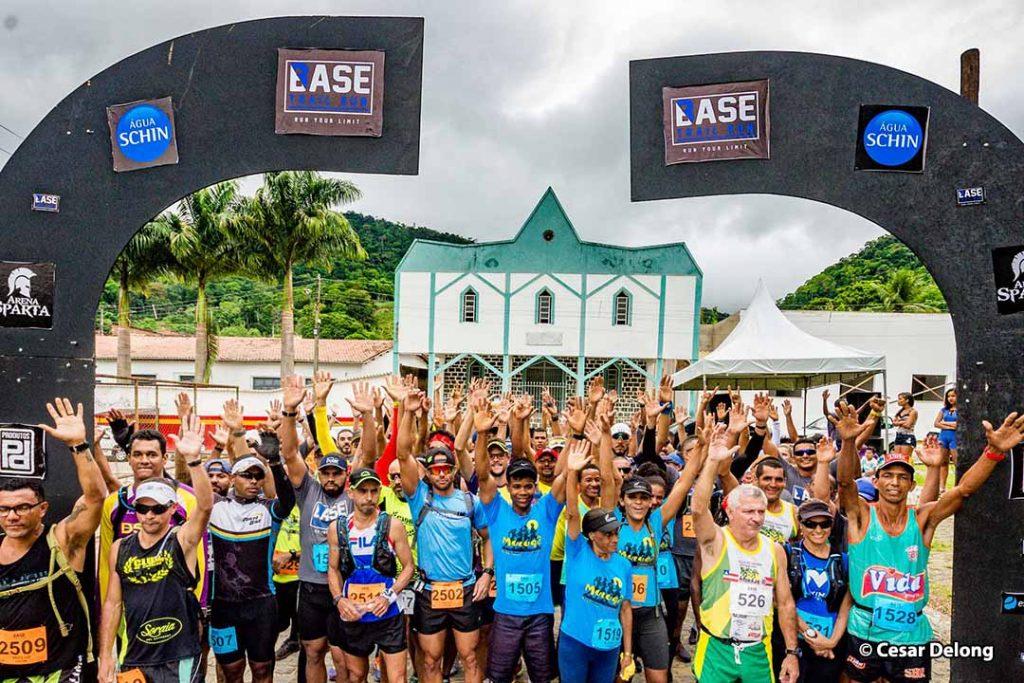 Primeira edição da Base Trail Run