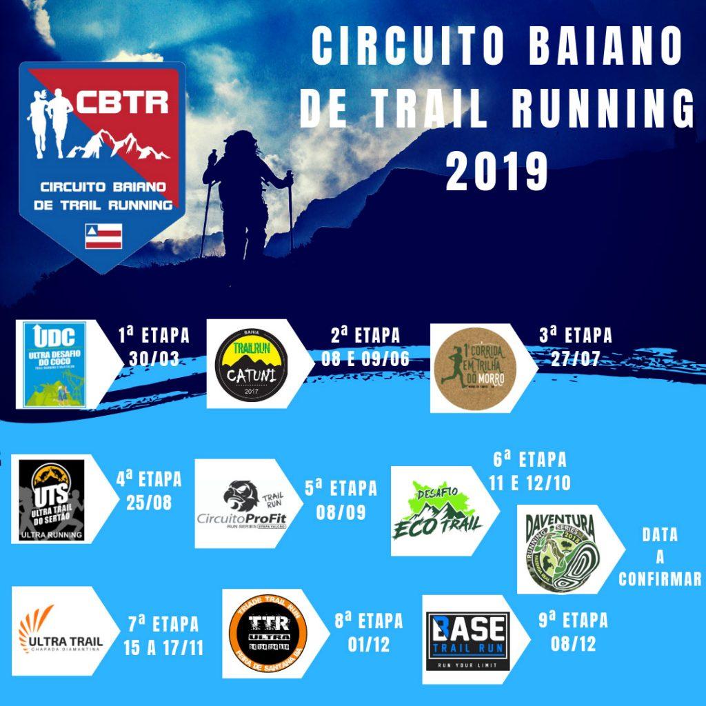 Nasce o Circuito Baiano de Trail Running