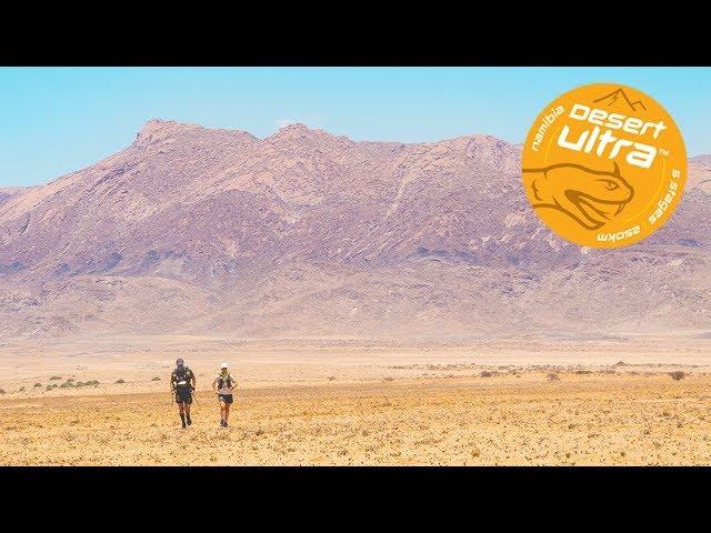 Video promocional da The Desert Ultra 2018