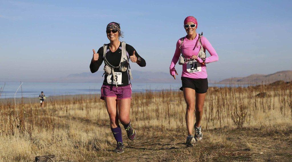 Premiação maior para as mulheres nestas corridas trail
