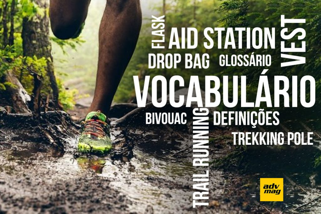 Vocabulário, siglas e  glossário do Trail Running