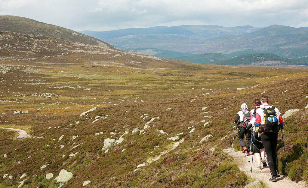 ITERA leva as corridas de expedição de volta às terras escocesas