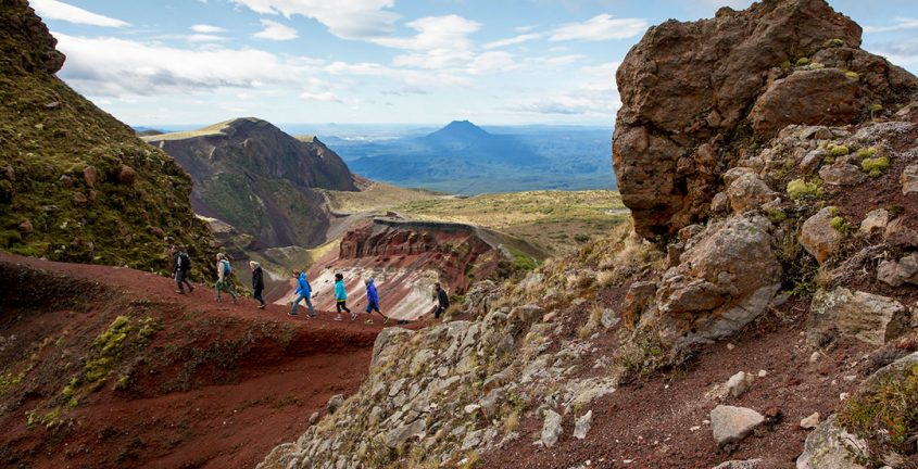 Mt Tarawera – Kaitiaki